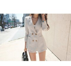 Alessandra Ambrosio - Blazer for Less - The Luxe Lookbook