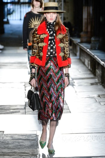 Gucci - Photo credit Yannis Vlamos - Indigital Images - The Luxe Lookbook10