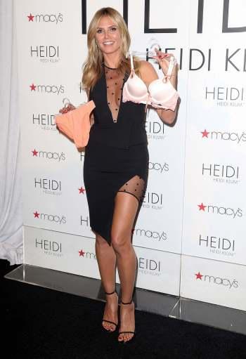 Heidi Klum - Photo credit- Getty - The Luxe Lookbook
