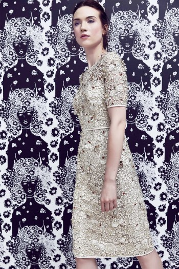 Jenny Packham - Courtesy of Jenny Packham - The Luxe Lookbook2