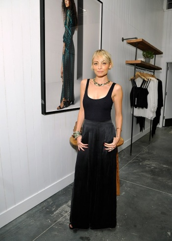 Nicole Richie - Photo Credit-John Sciulli - Getty Images