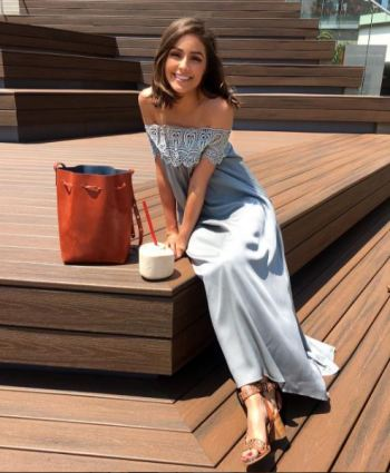 Olivia Culpo - Instagram - The Luxe Lookbook