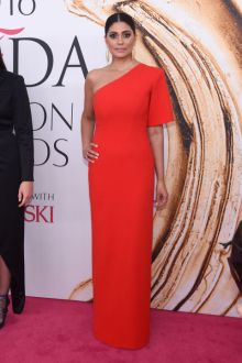 Rachel Roy at CFDA Awards 2016 - Photo credit - Getty Images - The Luxe Lookbook