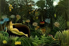 The Dream -1910 - Henri Rousseau - MoMA