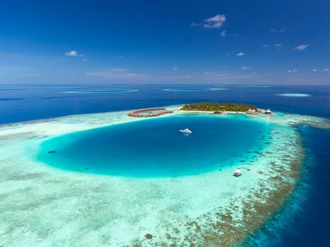 Baros Maldives - Courtesy of Baros.com - The Luxe Lookbook