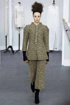 Chanel - Photo credit - Yannis Vlamos-Indigital.tv - The Luxe Lookbook