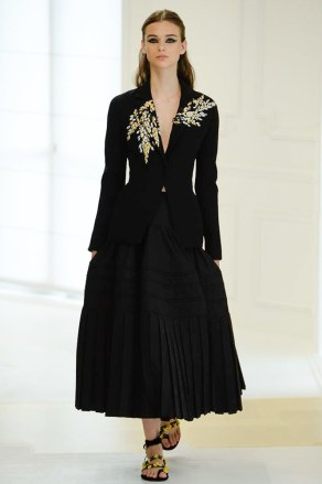 Christian Dior - Photo credit-Yannis Vlamos-Indigital.tv - The Luxe Lookbook3