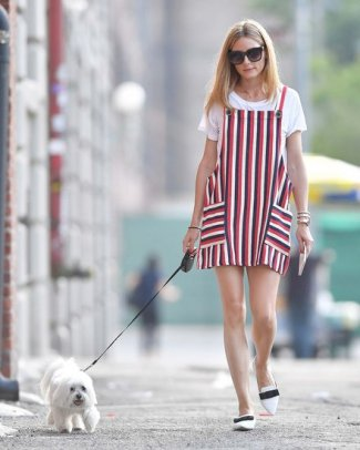 Olivia Palermo - Photo credit-Splash News - The Luxe Lookbook
