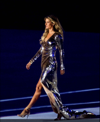 Gisele Bundchen - Photo credit - REX-Shutterstock - The Luxe Lookbook4