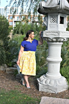 Luxe as Accidental Disney Princess - The Luxe Lookbook