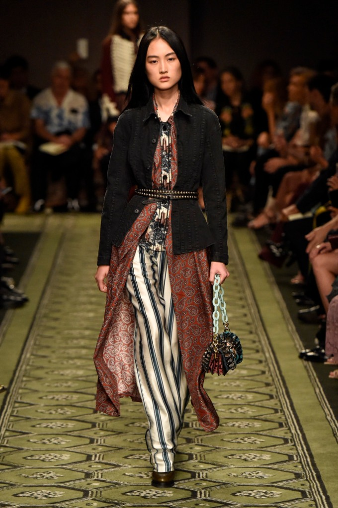 Burberry RTW September 2016