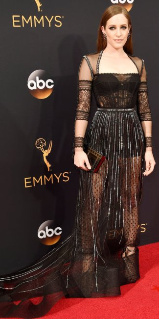 carly-chaikin-in-reem-acra-photo-by-kevin-mazur-wire-image-the-luxe-lookbook
