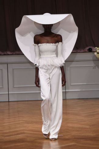 Alon Livne White Bridal Fall 2017