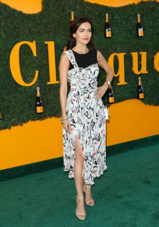 camilla-belle-at-veuve-clicquot-getty-the-luxe-lookbook
