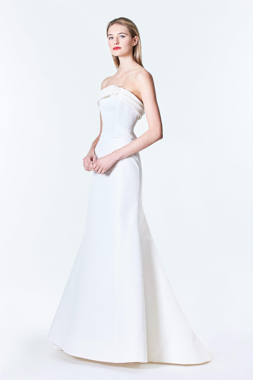 {Bridal Fashion Week Fall 17} Carolina Herrera Shows Only ...