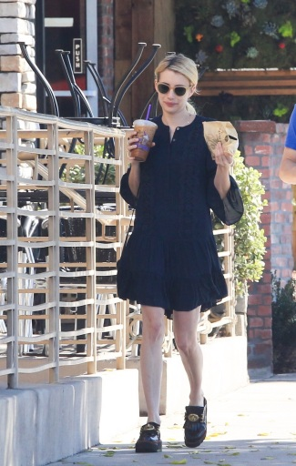 emma-roberts-in-blue-lace-dress-courtesy-of-fabulous-emma-com-the-luxe-lookbook