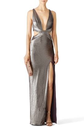 Holiday Dress - Halston Heritage - The Luxe Lookbook.jpg