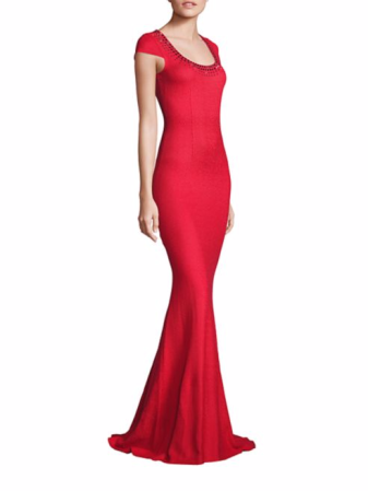 Holiday Dress - St. John - The Luxe Lookbook.png