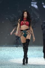 Adriana Lima at VS Fashion Show 16 - Dimitrios Kambouris-Getty
