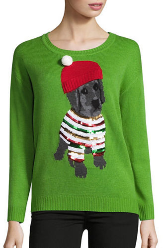 Context Puppy Sweater - The Luxe Lookbook.jpg