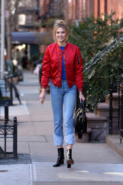 karlie-kloss-in-red-bomber-sunshinekarliekloss-com-the-luxe-lookbook1