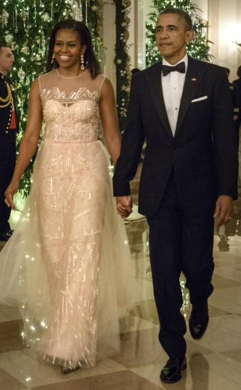 michelle-obama-christmas-2014-afp-getty-the-luxe-lookbook
