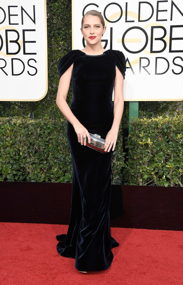 Red Carpet Style 2017 Golden Globes Best Dressed Celebs