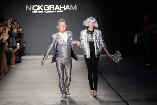 Nick Graham NYFW Men's F/W '17
